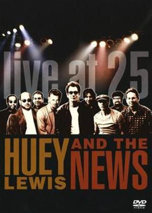 Huey Lewis and the News: Live Online DVD Rental