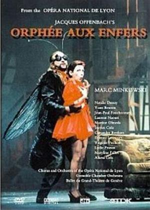 Rent Offenbach: Orphee Aux Enfers Online DVD Rental