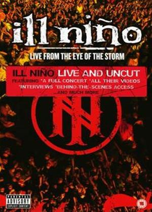 Rent Ill Nino: Live from the Eye of the Storm Online DVD Rental