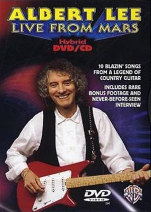 Rent Albert Lee: Live from Mars Online DVD Rental