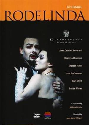 Rent Rodelinda: Glyndebourne Festival Opera Online DVD Rental