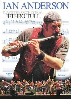 Rent Ian Anderson: Plays the Orchestral Jethro Tull Online DVD Rental