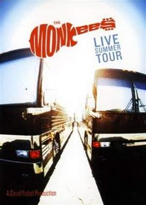 The Monkees: Live Summer Tour Online DVD Rental