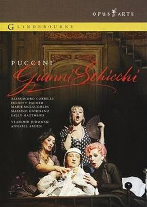 Puccini: Gianni Schicchi: Vladimir Jurowski Online DVD Rental