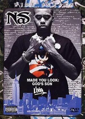 Nas: Made You Look Good: God's Son Live Online DVD Rental