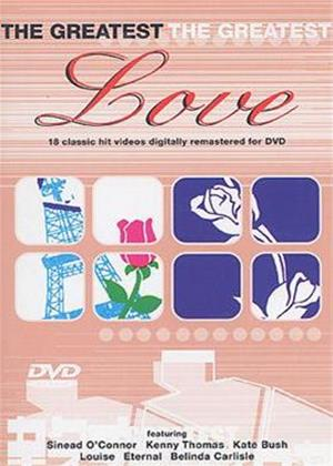 Rent The Greatest Love Online DVD Rental