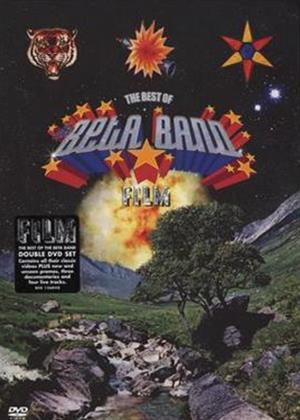 The Beta Band: The Best of The Beta Band Online DVD Rental