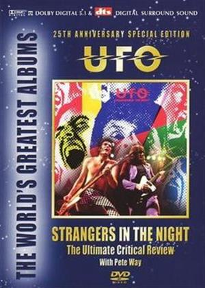 UFO: Strangers in the Night: Ultimate Critical Review Online DVD Rental