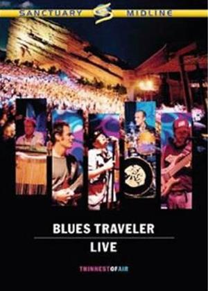 Blues Traveller: On the Rock Online DVD Rental