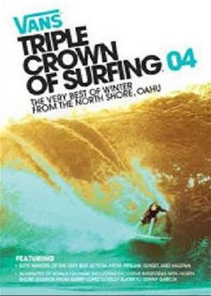 VANS: Triple Crown of Surfing Online DVD Rental