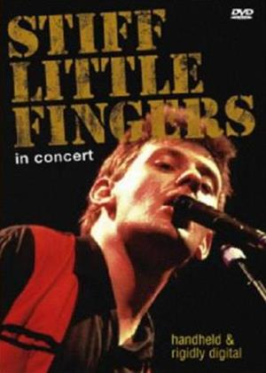 Rent Stiff Little Fingers: Handheld and Rigidly Digital Online DVD Rental