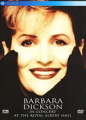 Rent Barbara Dickson: In Concert: Live at the Royal Albert Hall Online DVD Rental
