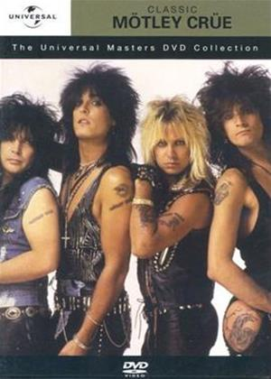 Motley Crue: The Universal Masters Online DVD Rental