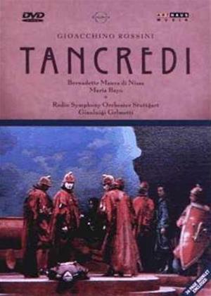 Rent Rossini: Tancredi: Stuttgart Radio Symphony Orch Online DVD Rental