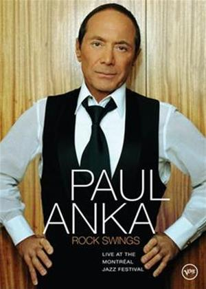 Rent Paul Anka: Rock Swings: Live at the Montreal Jazz Festival Online DVD Rental