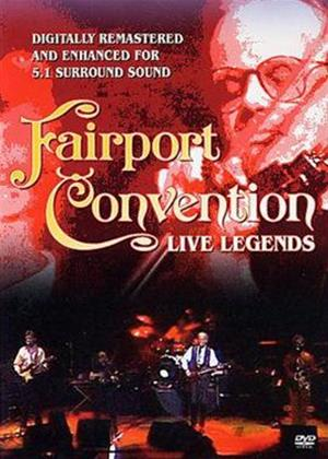 Rent Fairport Convention: Live Legends Online DVD Rental