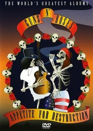 Rent The World's Greatest Albums: Guns 'N' Roses: Appetite for Destruction Online DVD Rental