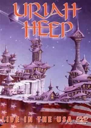 Rent Uriah Heep: Live in the USA Online DVD Rental