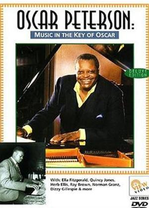 Rent Oscar Peterson: Music in the Key of Oscar Online DVD Rental