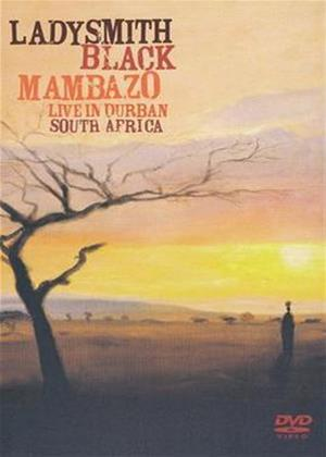 Rent Ladysmith Black Mambazo: Live in Durban Online DVD Rental