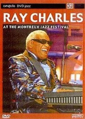Rent Ray Charles: At the Montreux Jazz Festival Online DVD Rental