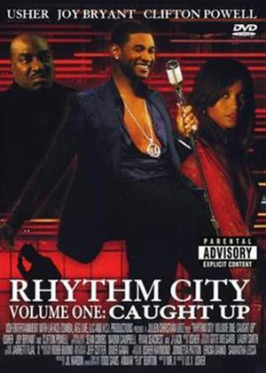 Usher: Rhythm City: Vol.1: Caught Up Online DVD Rental