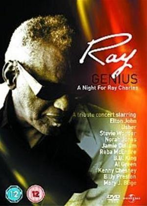 Ray Charles: Genius: A Night for Ray Charles Online DVD Rental