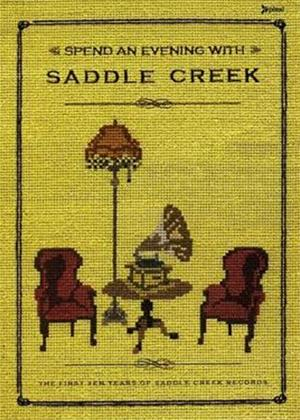 Spend an Evening with Saddle Creek Online DVD Rental