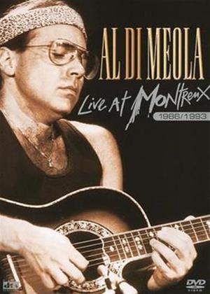 Rent Al Di Meola: Montreux 1986 / 1989 / 1993 Online DVD Rental