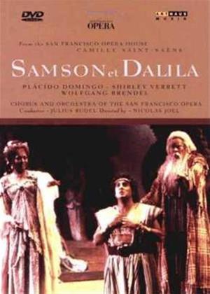 Rent Saint-Saens: Samson Et Dalila: San Francisco Opera Online DVD Rental