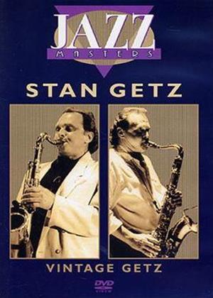Rent Stan Getz: Vintage Getz Online DVD Rental