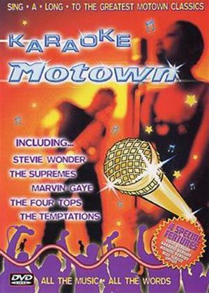 Karaoke: Motown Online DVD Rental