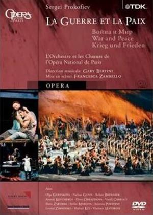 Prokofiev: La Guerre Et La Paix Online DVD Rental