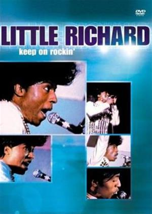 Rent Little Richard: Keep on Rockin' Online DVD Rental