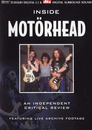 Motorhead: Inside Motorhead Online DVD Rental