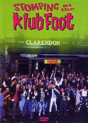 Rent Stomping at the Klub Foot Online DVD Rental
