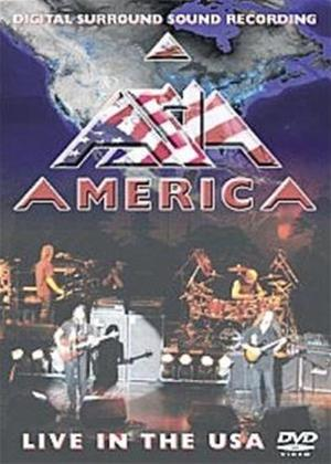 Asia: Live in the USA Online DVD Rental