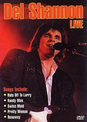 Del Shannon: Live Online DVD Rental