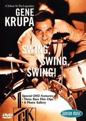 Rent Gene Krupa: Swing, Swing, Swing Online DVD Rental