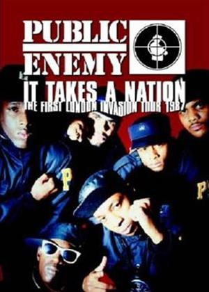 Rent Public Enemy: It Takes a Nation: The First London Invasion Tou Online DVD Rental