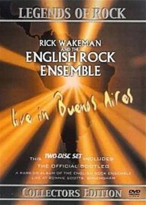 Rick Wakeman and the English Rock Ensemble Online DVD Rental