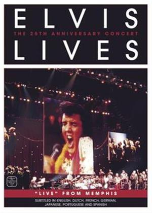 Rent Elvis Presley:The 25th Anniversary Concert: Live from Memphis Online DVD Rental
