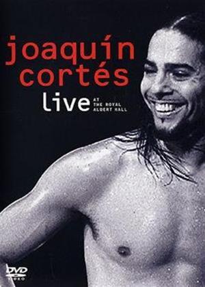 Joaquin Cortes: Live Online DVD Rental