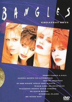 Rent The Bangles: Greatest Hits Online DVD Rental