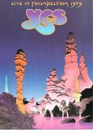 Yes: Live in Philadelphia Online DVD Rental