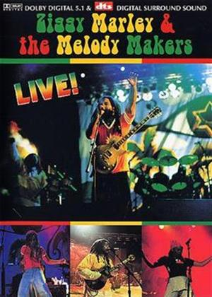 Rent Ziggy Marley and the Melody Makers: Live Online DVD Rental
