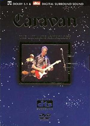 Caravan: 35 Years: The Ultimate Anthology Online DVD Rental