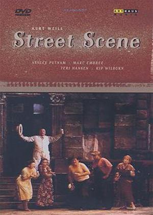Rent Weill: Street Scene Online DVD Rental