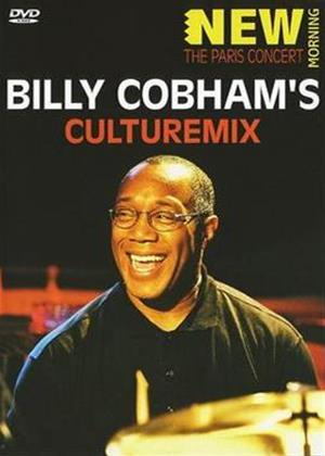 Billy Cobham: Culture Mix: The Paris Concert Online DVD Rental