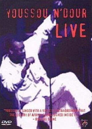 Rent Youssou N'Dour: Live Online DVD Rental